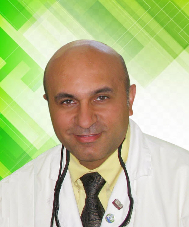 Dr Omid haroonian DDS