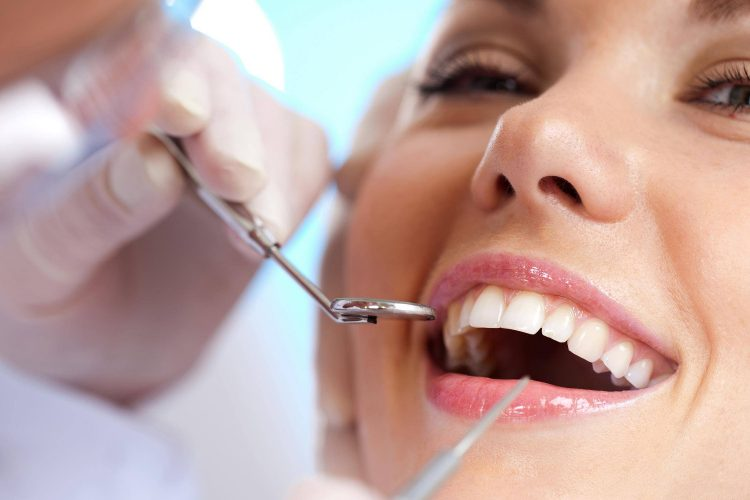 dental exam Newport beach